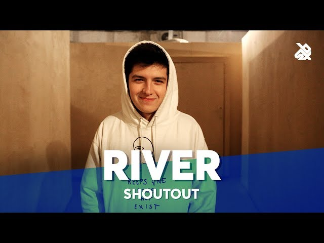 RIVER | French Beatbox Champion