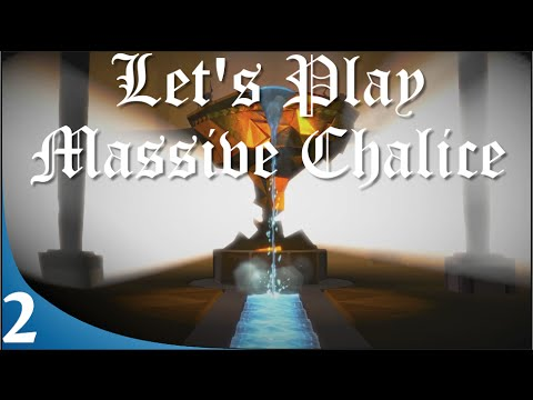 Massive Chalice Let's Play Part 2 - Marriage Counseling (Xbox One)