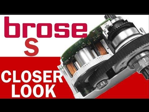 Brose S eBike Motor: Closer Look - YouTube