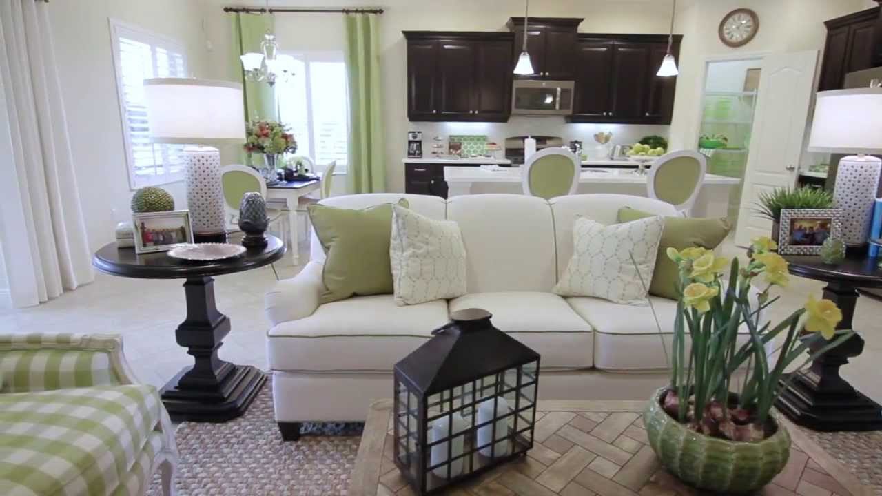 Model home virtual tour