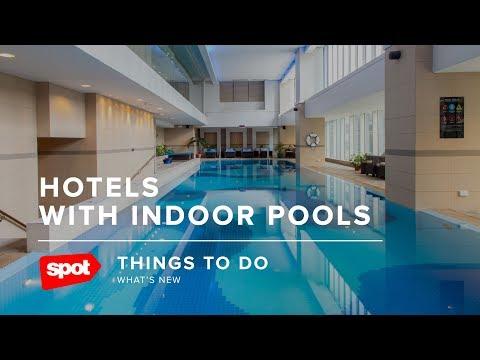 10 Relaxing Indoor Pools in Metro Manila
