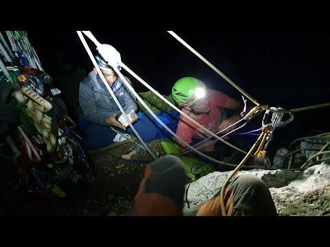 Ausbildung Alpinklettern 1