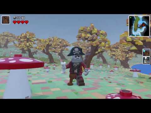 LEGO WORLDS на двоих! РЕАЛЬНО!