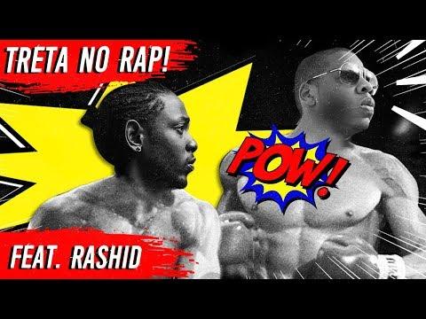 5 Maiores TRETAS do RAP INTERNACIONAL! 👊🏻 💢 (ft. Rashid)