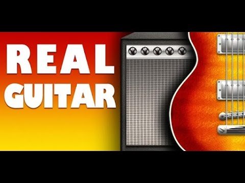 Real Guitar - Guitar Playing Made Easy (by Kolb Apps) - Musical App For Android And IOS.