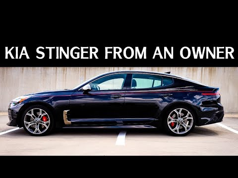 Kia Stinger 6 Months Later | Ownership Review