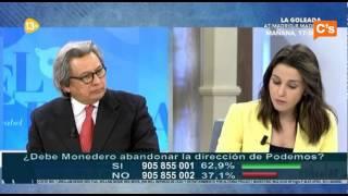 C's - Inés Arrimadas en 'El Cascabel' de 13Tv. 06/02/2015