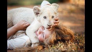 Mia a bílý lev - TRAILER, český dabing