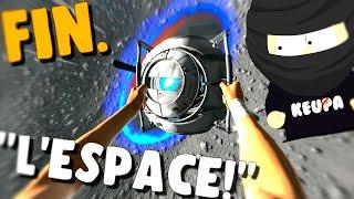 J'envoie Wheatley en orbite ! Portal 2 FIN