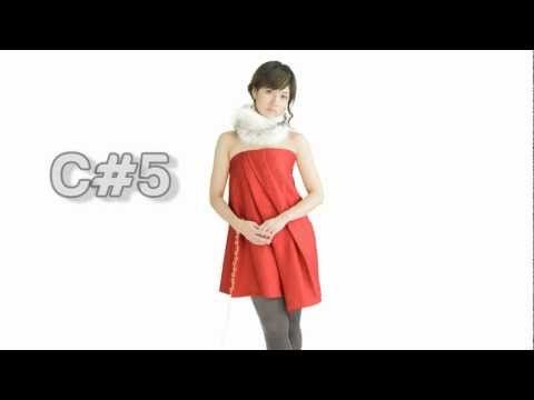(HD) BONNIE PINK Vocal Range - Studio: D3-G#6 (1995-2012)
