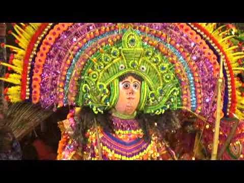 PURULIA MAHULGHUTA CHOU DANCE PART -1