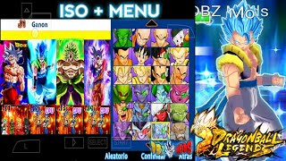 Download New Dbz Ttt Ultimate Mod With Hunter S Broly New Kanba