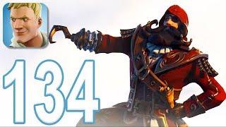 Fortnite - Gameplay Walkthrough Part 134 - Season 8 Battle Pass Bundle (iOS)