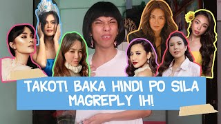 FILIPINA CELEBRITIES CONTROL MY LIFE FOR A DAY! OMG!!!!