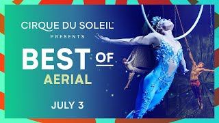 Best Of Aerial | Cirque Du Soleil | O, Alegria, Kurios And More…
