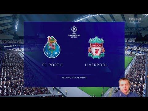 видео: Фифа Прогноз! Порту vs Ливерпуль - 1/4 Лига Чемпионов  2018/2019!  + Ставка!
