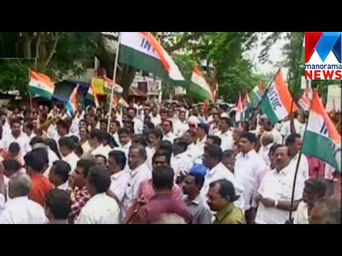 INTUC supports R Chandrasekharan | Manorama News