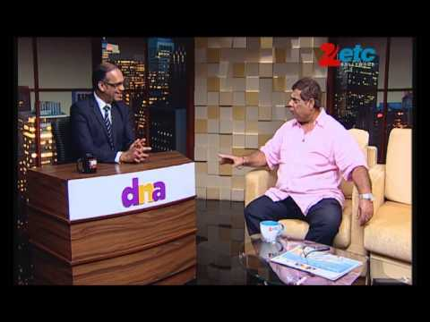 David Dhawan with Komal Nahta  ETC Bollywood Business