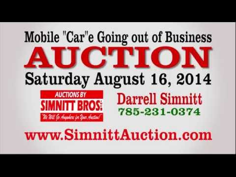 Auctions By Simnitt Bros Auto Tools Auction August 16, 2014