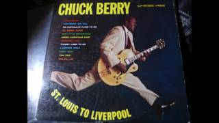 Chuck Berry - St Louis to Liverpool CHESS STEREO Full LP 1964