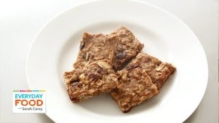 Peanut-butter Granola Bars | Everyday Food With Sarah Carey