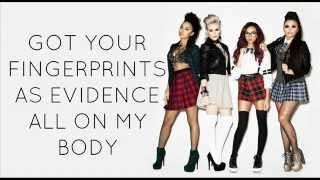 Case Closed - Little Mix (LYRICS)
