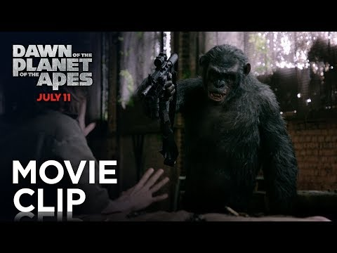 """Dawn of the Planet of the Apes 