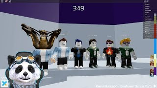 ROBLOX with HARMFUL and HOUDINI | THE BIGGEST ROBLOXIER 😂