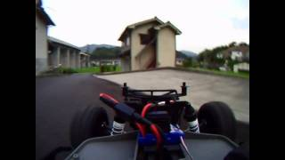traxxas slash all stock set bat : yokomo drift 3900 cam : gopro mus...