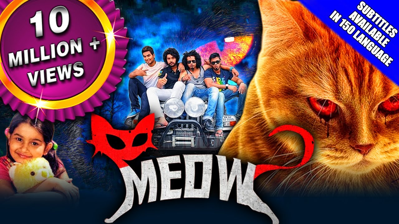 Image result for Meow (2018) hindi
