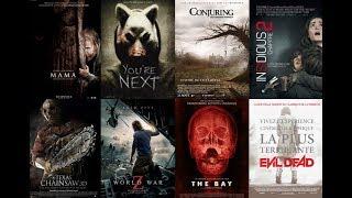 Les meilleurs et pires films du paranormal