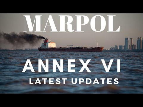 Marpol Annex VI | G. Sekhar | HIMT