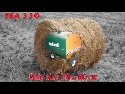 Round Straw Baler - Redlands Ashlyn Motors