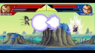 Dragon Ball Z Ultimate Power 2 - Father Son Showdown