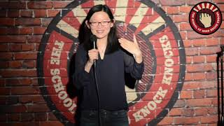 Ashley Wu - School of Hard Knock Knocks - Learn stand-up comedy in Melbourne
