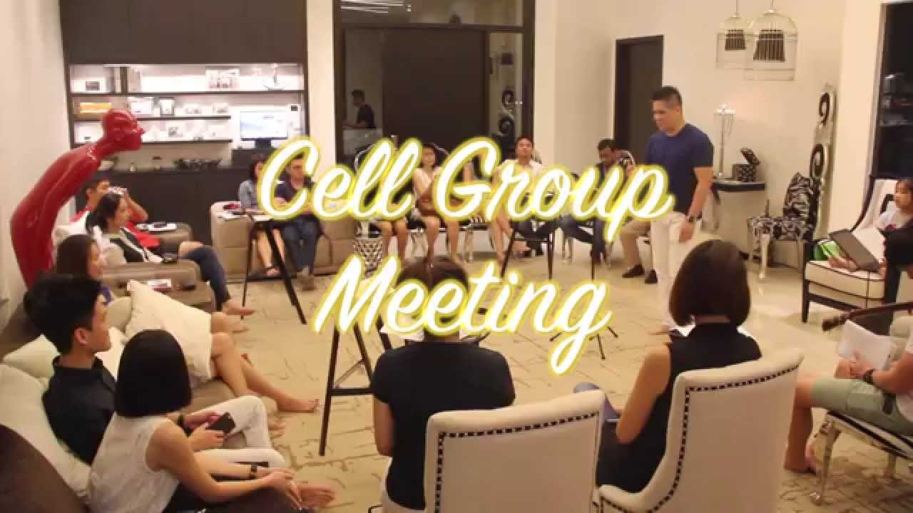 Cell Group Meeting - Youtube-1666