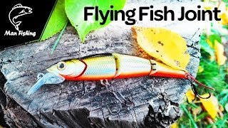 Обзор воблера Flying Fish Joint Strike Pro
