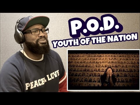 P.O.D. - Youth Of The Nation ( Official Music Video ) | REACTION