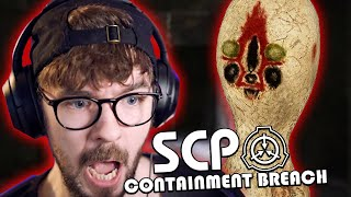 THE SCARIEST GAME I'VE EVER PLAYED | SCP Containment Breach