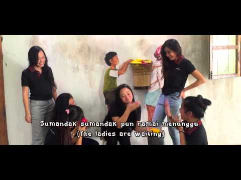 SAYANG KINABALU [MV Special w/English Lyrics] - We Love Mount Kinabalu