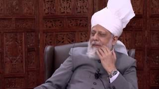 Gulshan-e-Waqfe Nau (Nasirat) Class: 25th April 2015 (Urdu)