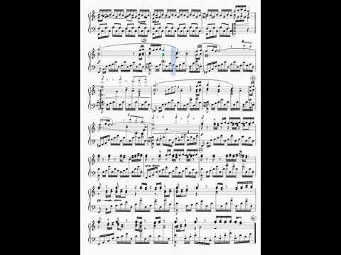 [MapleStory Piano Score] Ellin Forest