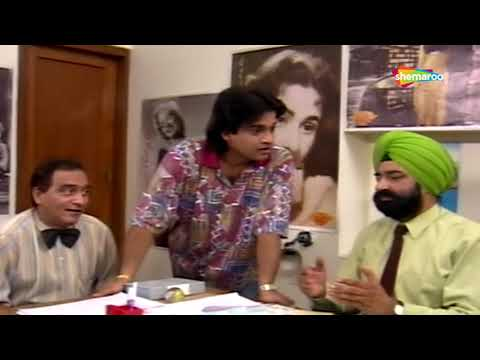 Jaspal Bhatti's Hera Pheri  | Sunl Grover | Vivek Shouq | Shemaroo Indian TV Classics