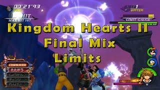 Kingdom Hearts HD 2.5 - Limits