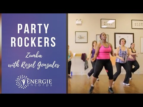 Party Rockers - Zumba with Rozel! - West Island Montreal
