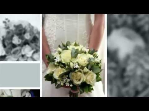 Свадебные букеты - самые интересные и милые