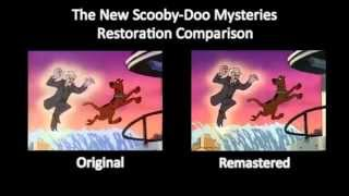 The New Scooby Doo Mysteries - Instrumental Intro (Original vs. Remastered Comparison)