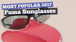 Puma Sunglasses Collection // Most Popular 2017