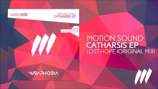 Motion Sound - Lost Hope (Original Mix) *OUT NOW!*