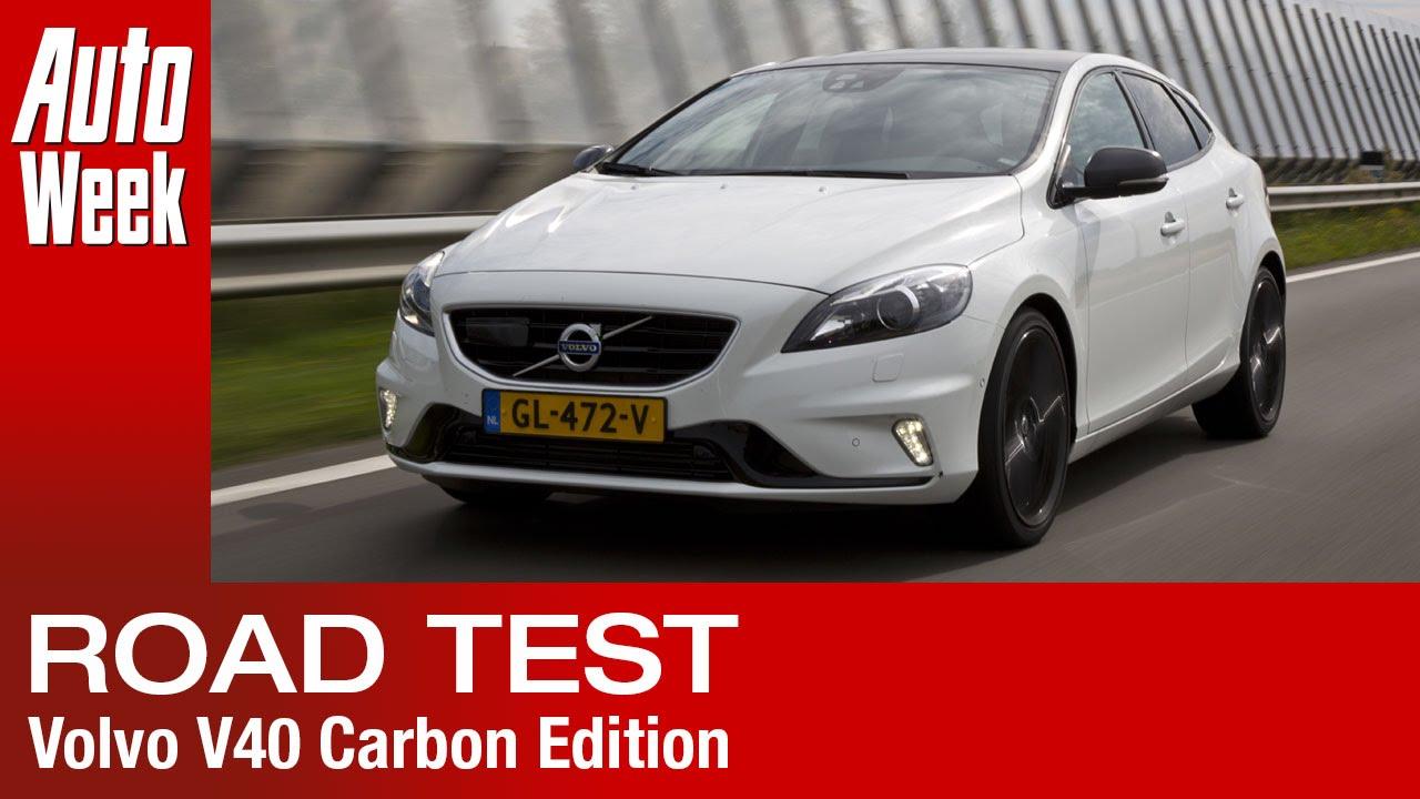 v40 carbon test